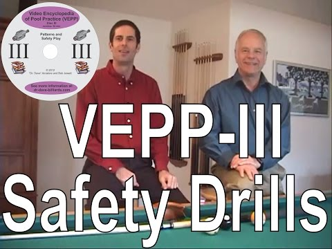 VEPP III - Patterns and Safety Play DVD
