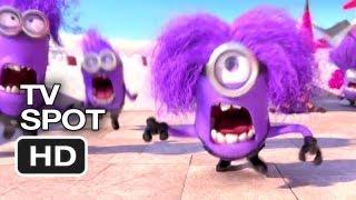 getlinkyoutube.com-Despicable Me 2 TV SPOT - Bee-Do! (2013) - Steve Carell, Kristen Wiig Movie HD