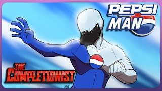 getlinkyoutube.com-The Completionist®: Pepsiman And The Great Soda War
