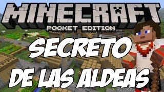 getlinkyoutube.com-Secreto De Las Aldeas | MINECRAFT PE (PC) 1.0