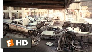 getlinkyoutube.com-Chased by the Cops - The Blues Brothers (7/9) Movie CLIP (1980) HD