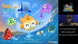 getlinkyoutube.com-I'M A FLYING FISHY!!! iPad iOS Mobile Game