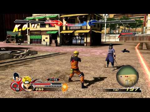 J-stars Victory VS - Naruto & Sasuke vs Madara    ジェイスターズ ビクトリーバーサス