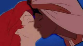 getlinkyoutube.com-Ariel & Aladdin -Love Story
