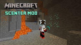 getlinkyoutube.com-Minecraft Mod Review : Scenter [1.8] - Mod ช่วยหาแร่!