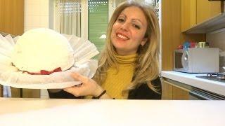 ricetta torta raffaello gigante