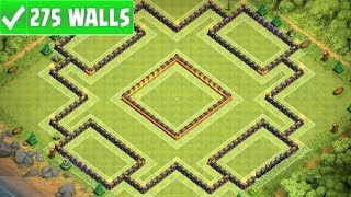 "getlinkyoutube.com-Clash Of Clans | ""NEW"" BEST NEMESIS TOWN HALL 10 (TH10) TROPHY BASE w/275 Walls 