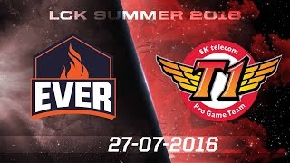 getlinkyoutube.com-[27.07.2016] ESC vs SKT [LCK Mùa Hè 2016][Ván 1]