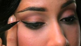 getlinkyoutube.com-How to Apply Eyeliner Three Ways by Sephora