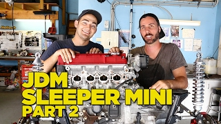 getlinkyoutube.com-JDM Sleeper Mini [Part 2]