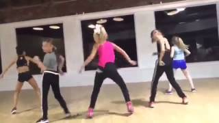 ALDC LA COMBOS! FEATURING THE DANCE MOMS GIRLS!!