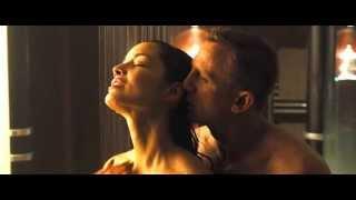 getlinkyoutube.com-Super Model BERENICE MARLOHE Hot & Wet Shower SEX Scene | HD | Skyfall