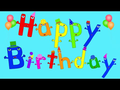 The Happy Birthday Song -LN58_sk9j1k