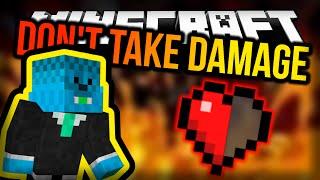 getlinkyoutube.com-MINECRAFT: SAMO POLA SRCA! | Don't Take Damage