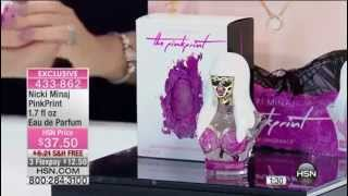 getlinkyoutube.com-Nicki Minaj PinkPrint 1 7 fl oz Eau de Parfum | The Pinkprint (fragrance)