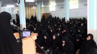 getlinkyoutube.com-حوزه علمیه خواهران و بحث شیرین سکس