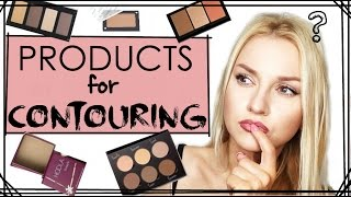 getlinkyoutube.com-Products for contouring - PART 2 (CONTOURING SERIES)