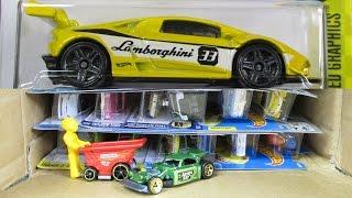getlinkyoutube.com-2017 F WW Hot Wheels Factory Sealed Case 2017 Hot Wheels Case