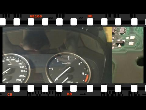 BMW e60, e61 панель приборов. Трайлер Trailer