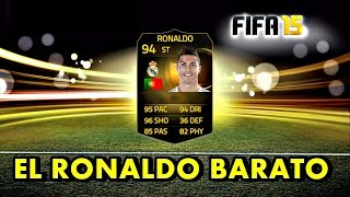 getlinkyoutube.com-El Cristiano Ronaldo barato | FIFA 15 ULTIMATE TEAM | FUT 15