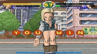 getlinkyoutube.com-Super Dragonball Z Mod - Android 18 Arcade Mode