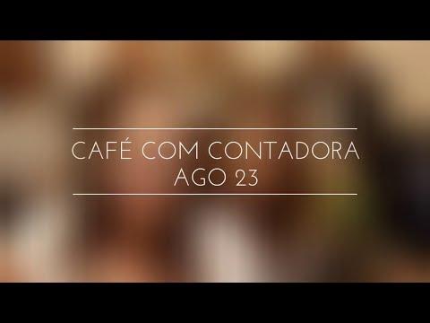 Café com a Contadora - Agosto/2018