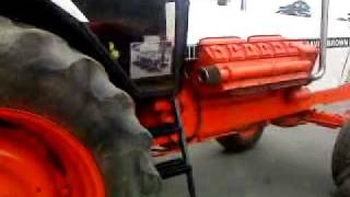 getlinkyoutube.com-V12  David Brown 1690 19.5 litre tractor