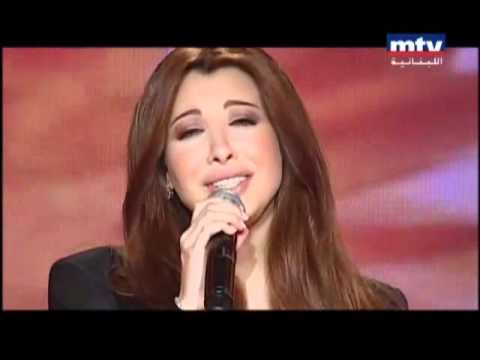 Nancy Ajram - Hekayat Deni - MTV's Mother Day Special 2011
