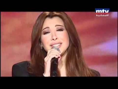 Nancy Ajram - Hekayat Deni - MTV's Mother Day Special 2011