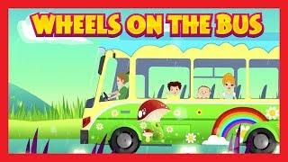 getlinkyoutube.com-WHEELS ON THE BUS - PETER PAN SONGS || Peter Pan - Wheels On The Bus || Poems and Songs For Kids
