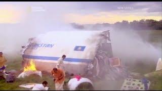 getlinkyoutube.com-Saudi Arabian Airlines Flight 763 vs. Kazakhstan Airlines Flight 1907 - Head-on Collision
