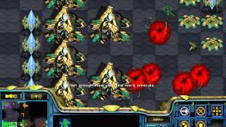 getlinkyoutube.com-스타크래프트 빨무 온리 다크아칸..;(starcraft brood war 4vs4 fastest map only dark archon)