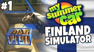 getlinkyoutube.com-My Summer Car - Finland Simulator #1
