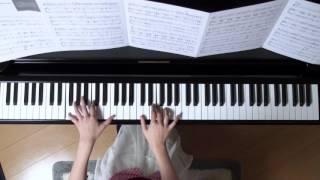 getlinkyoutube.com-プレゼント ピアノ SEKAI NO OWARI 第82回NHK全国音楽コンクール・中学校の部課題曲