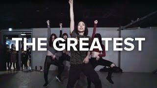 The Greatest   Sia Ft. Kendrick Lamar / Lia Kim Choreography