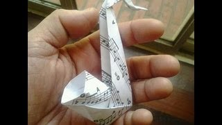 getlinkyoutube.com-easy origami sax