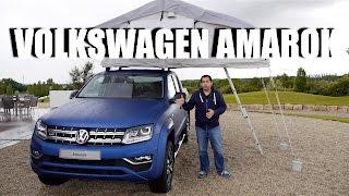 getlinkyoutube.com-Volkswagen Amarok 2016 V6 3.0 TDI (ENG) - First Test Drive and Review