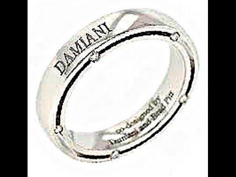 Коп на пляже и кольцо Damiani