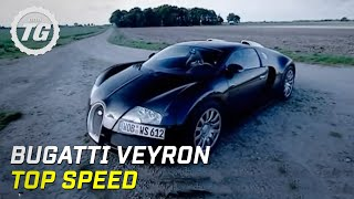 getlinkyoutube.com-Bugatti Veyron Top Speed Test - Top Gear - BBC