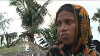 Anne Main MP Visits Islamic Relief's Disaster Risk Reduction Projects In Bangladesh