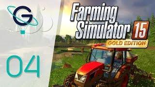 getlinkyoutube.com-Farming Simulator 2015 Gold Edition | Map Sosnovka #04 MULTI FR