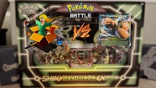 getlinkyoutube.com-Pokemon Shiny Rayquaza EX Box vs PokeSeller96
