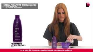 getlinkyoutube.com-¡Cambio de Look Radical de Castaño a Rojo Intenso!