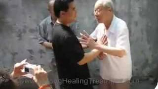 getlinkyoutube.com-Bagua qi projection (94 years old master)