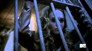 getlinkyoutube.com-Nogitsune!Stiles & Lydia : Breaking Falls