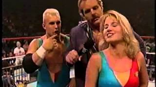 getlinkyoutube.com-Skip and Sunny In Ring Interview