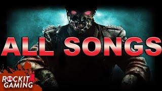 getlinkyoutube.com-ALL BLACK OPS 3 ZOMBIE SONGS! | Rockit Gaming Records