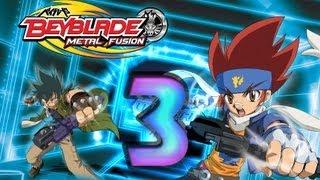 getlinkyoutube.com-Beyblade: Metal Fusion - Battle Fortress Walkthrough Part 3 (Wii)