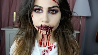 Horror Bride - Halloween Tutorial