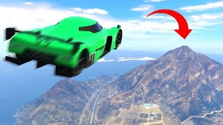 getlinkyoutube.com-LONGEST GTA CAR JUMP EVER! (GTA 5 Funny Moments)